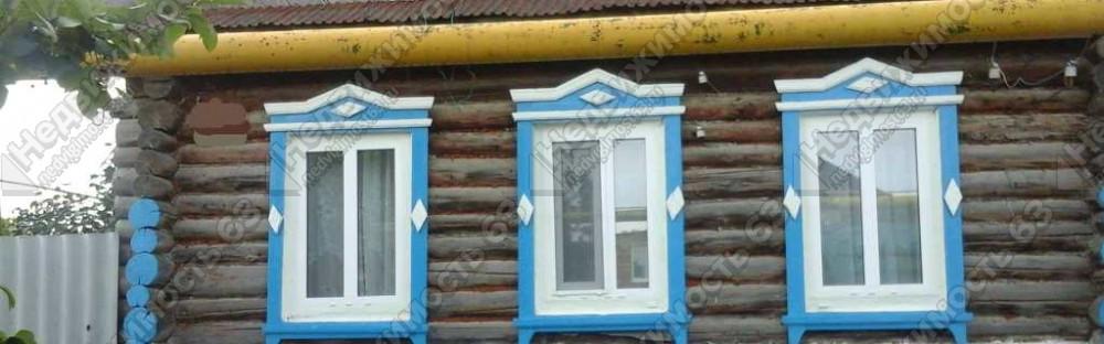 Жилой деревянный дом на земельном участке