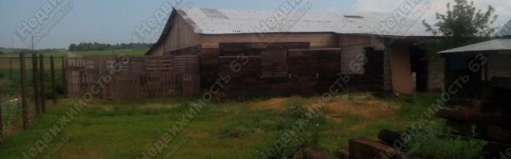 Одноэтажный дом 77 кв.м. на участке 20 соток в с. Сырейка Кинельского района, Самарской области