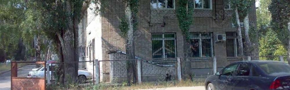 Административное здание на ул. Физкультурной