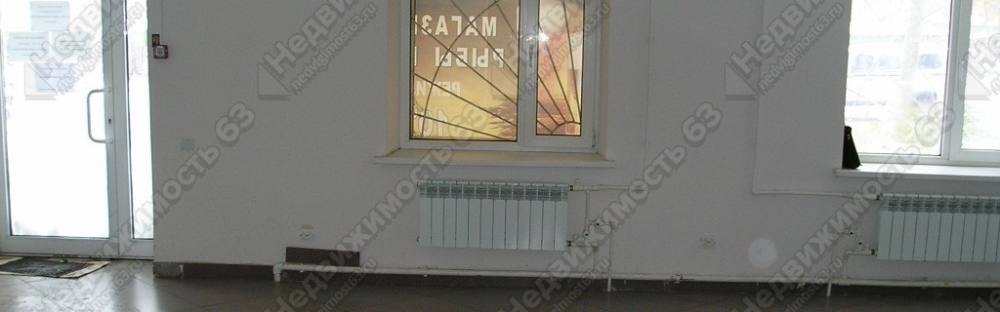 Аренда торгового помещения 60 кв.м. на ул. Партизанской