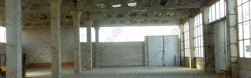 Аренда капитального склада на ул. Олимпийской