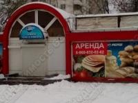 Торговый павильон на первой линии Ташкентской ул./Московского ш.
